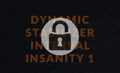 Dynamic Stabilizer Interval Insanity 1